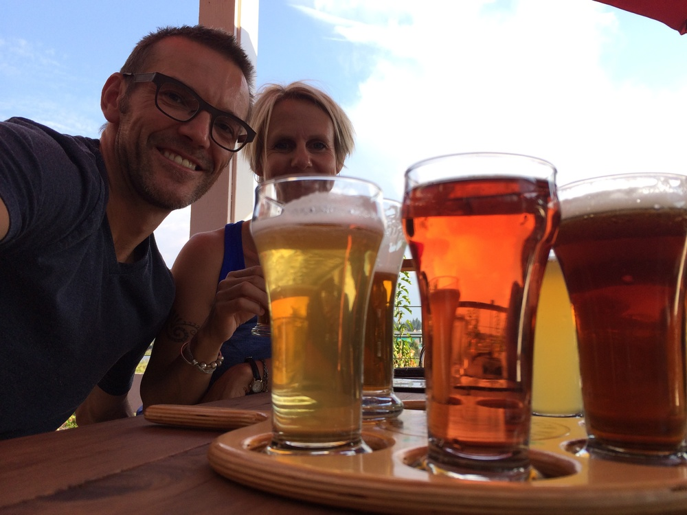 Oregon micro-brews - the secret to success?