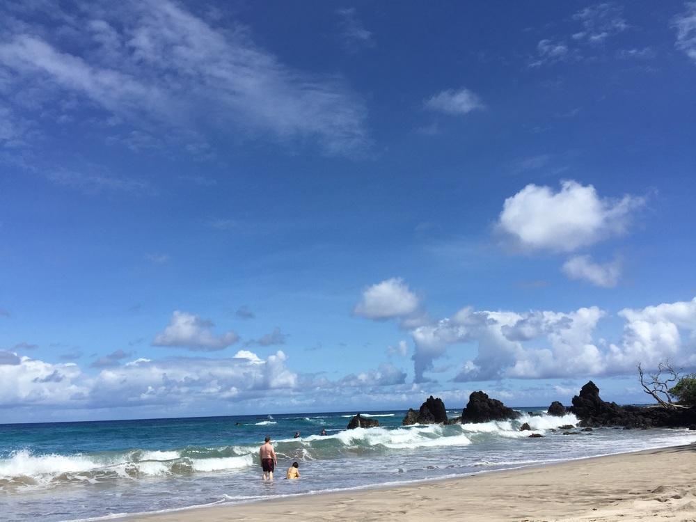Hanna beach