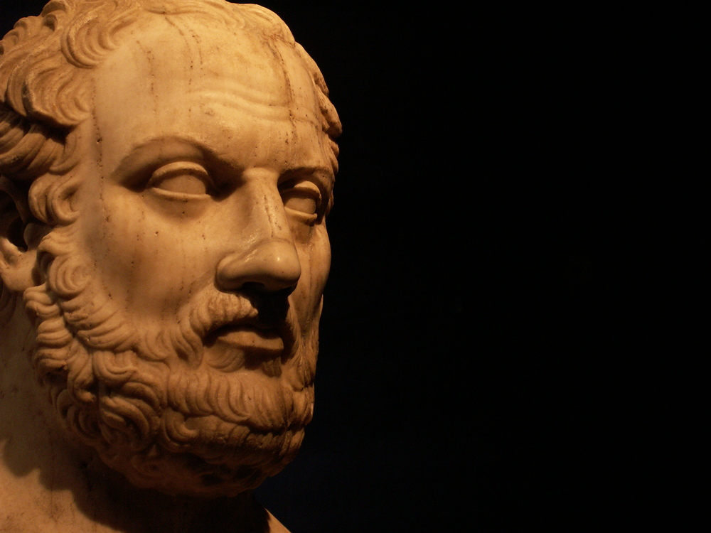 Thucydides explained better than anyone else, before or since, human nature's capriciousness and obsession with power...