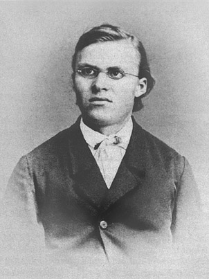The artist: Nietzsche as student