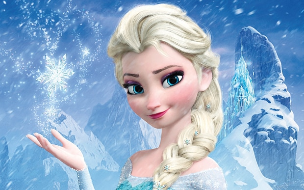 """No right, no wrong, no rules for me. I'm free."" (From Disney's Frozen, 2013)"