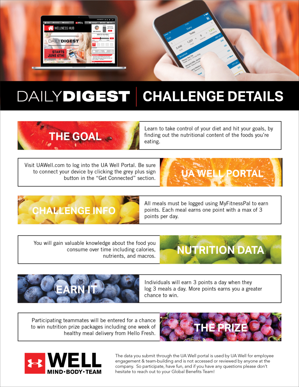 Challenge Details Flyer