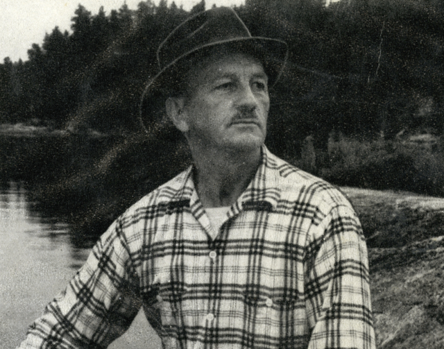 Calvin Rutstrum  Photo courtesy of  MN Historical Society