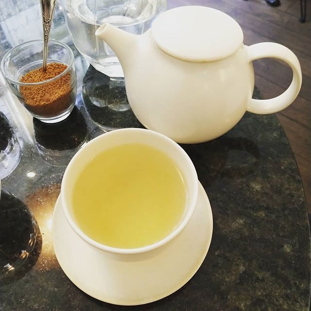 Taiwanese Oolong in Paris
