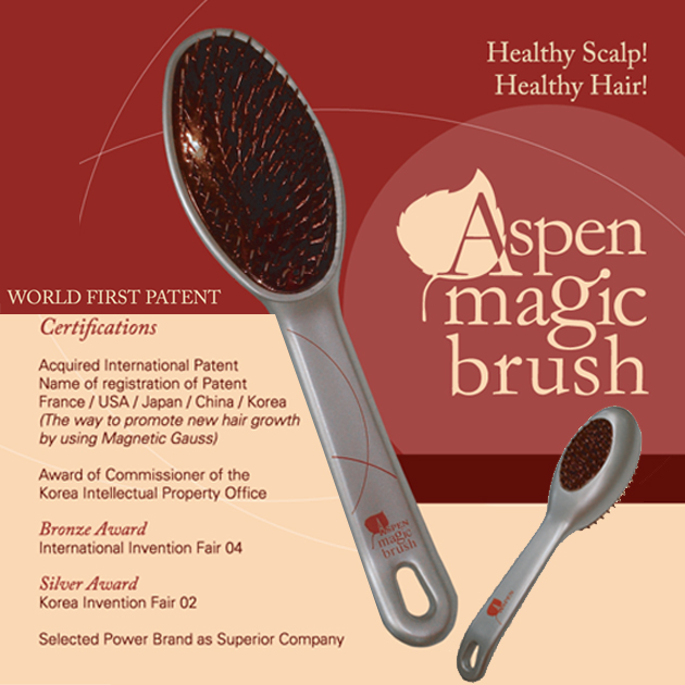 Aspen Magic Brush