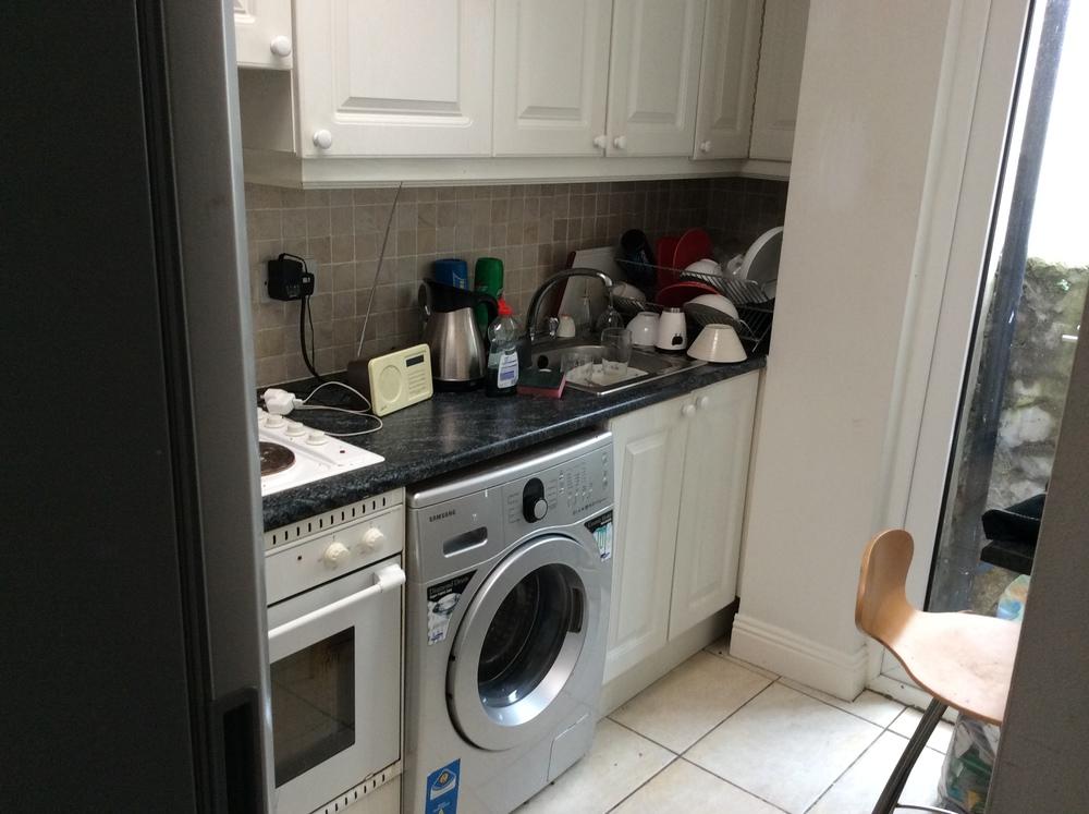 Kitchen -BEFORE