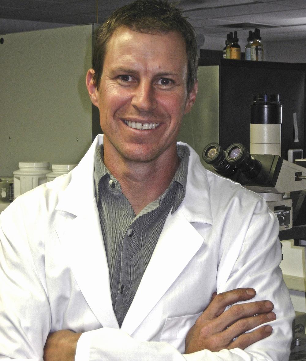 Dr. Shaye Morris, Microbiologist, Cellular Biologist, Herbalomic™ expert and cutting edge product designer.
