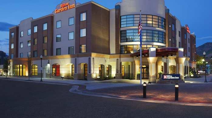 Welcome to the Hilton Garden Inn Ogden!