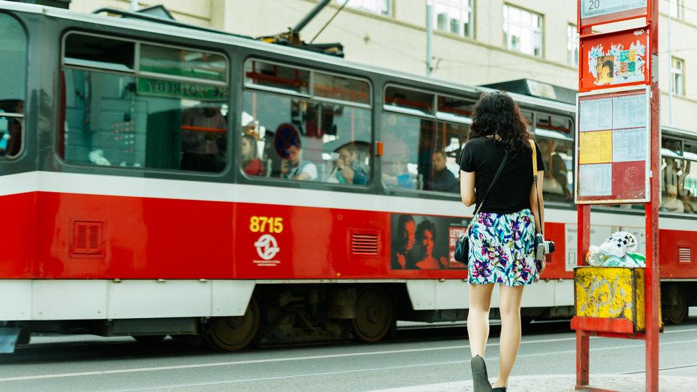 trams -