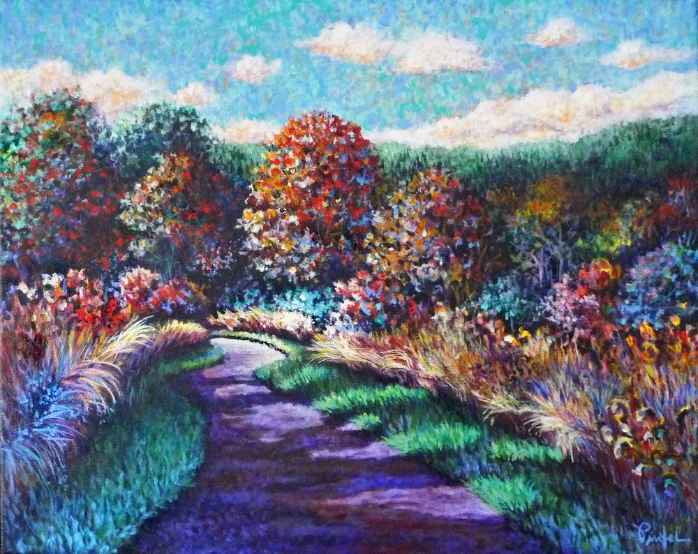 Wetlands in Fall - SOLD