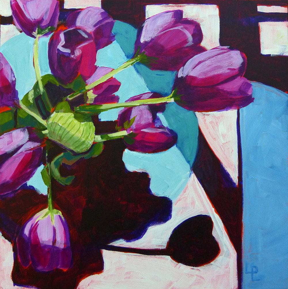 Amy's Tulips II