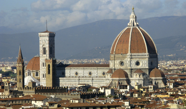 The glorious Duomo