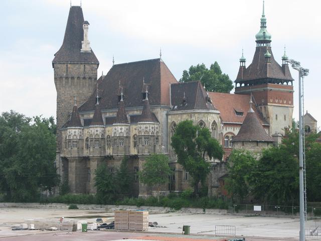 A Transylvanian Castle replica