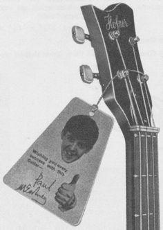 Selmer McCartney Swing Tag
