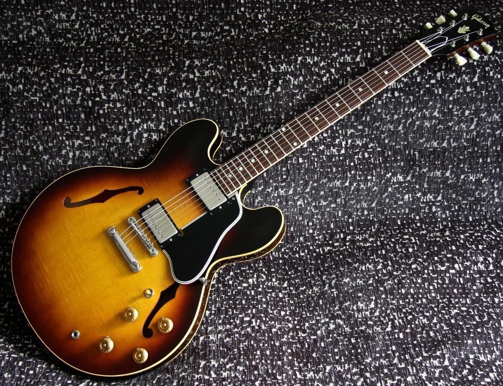 1961 Gibson ES-335 TD