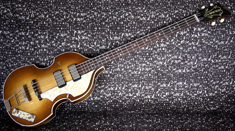1961 Hofner 500/1