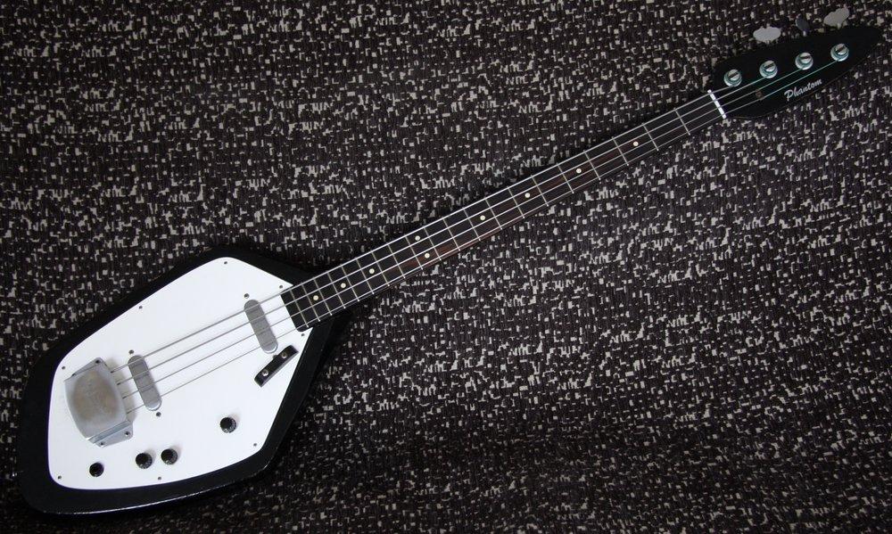 1962 Vox Phantom IV Bass