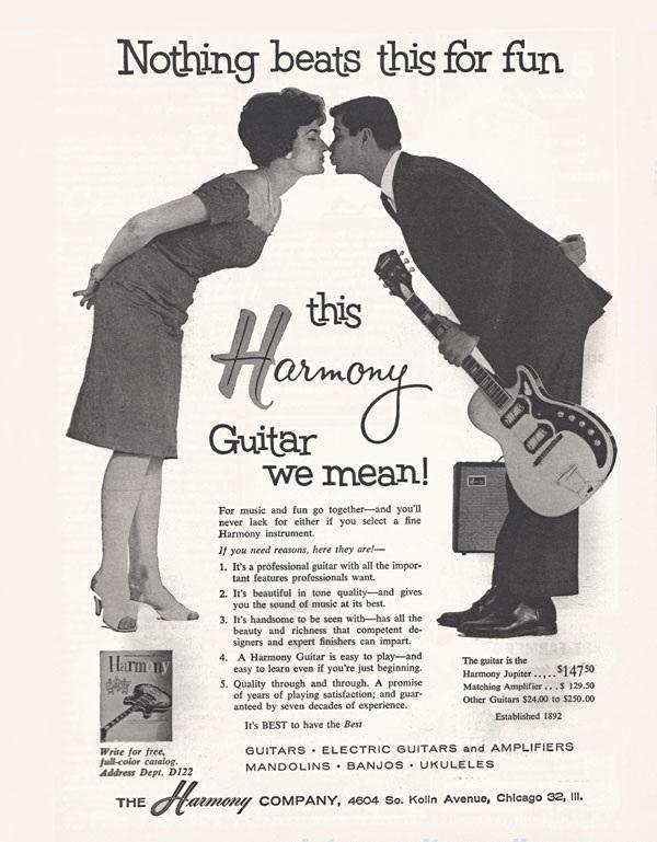 Harmony+Advert