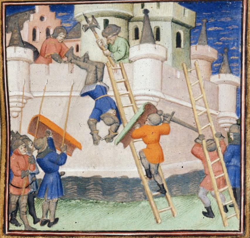 BL Royal 20 C IV De Casibus Virorum Illustrium, Folio 119, 1400-1425