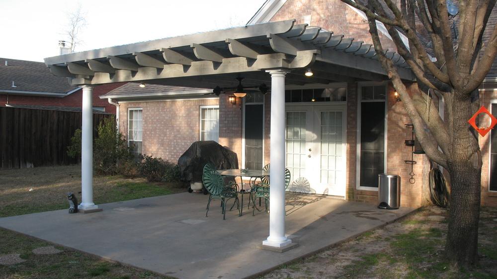 pergola decks outdoor living spaces llc