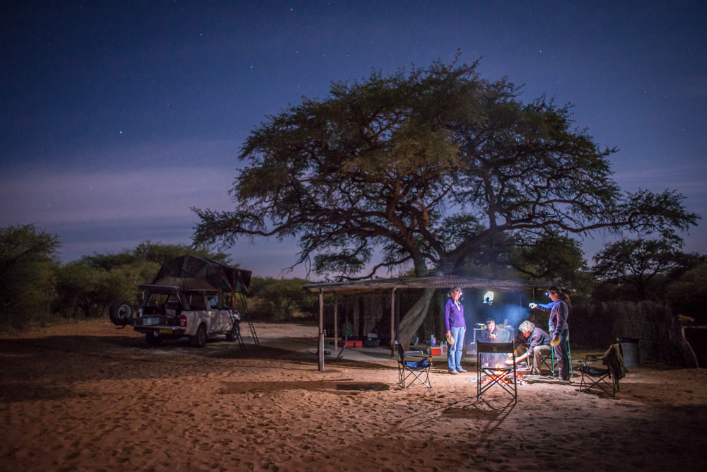 San Land Camp