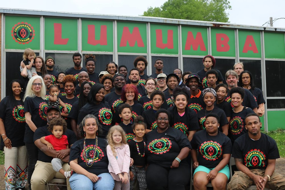 Pm At The Chokwe Lumumba Center For Economic Democracy And Development 939 W Capitol Street Jackson MS Our 3 Year Anniversary Birthday Party
