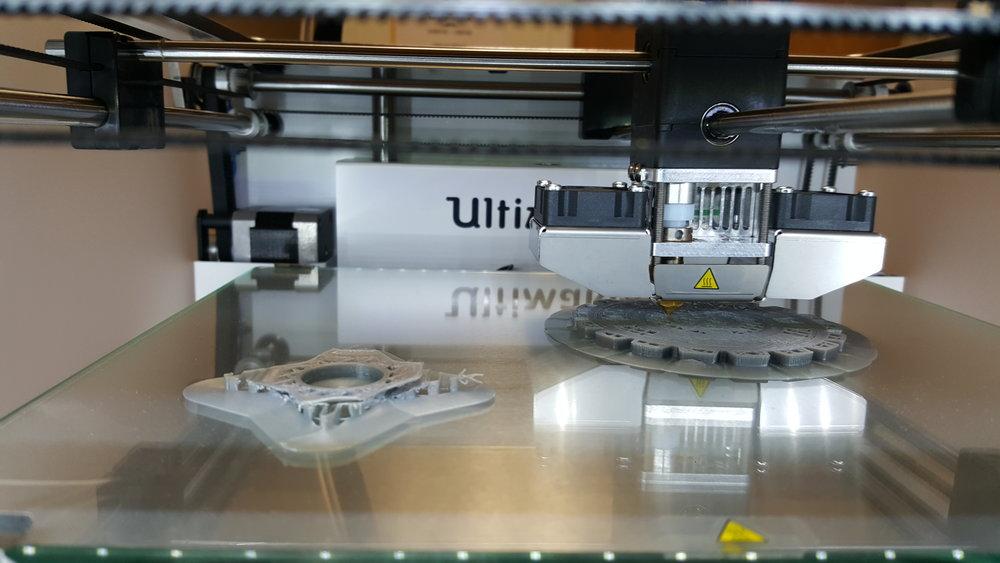 gyasi williams 3d printing cooperation jackson key chain