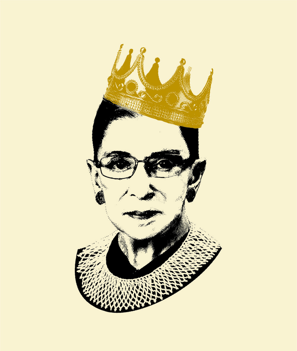 NOTORIOUS RBGThe Life and Times of Ruth Bader GinsburgSkirball Cultural Center  - October 19, 2018—March 10, 2019