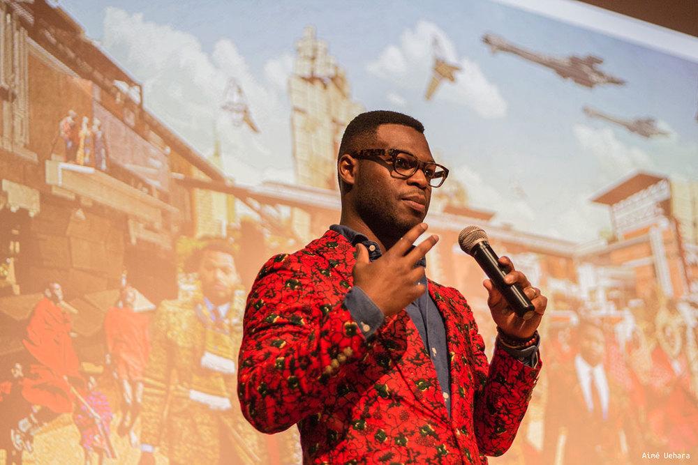 Photography by Aimé Uehara for Afreaka