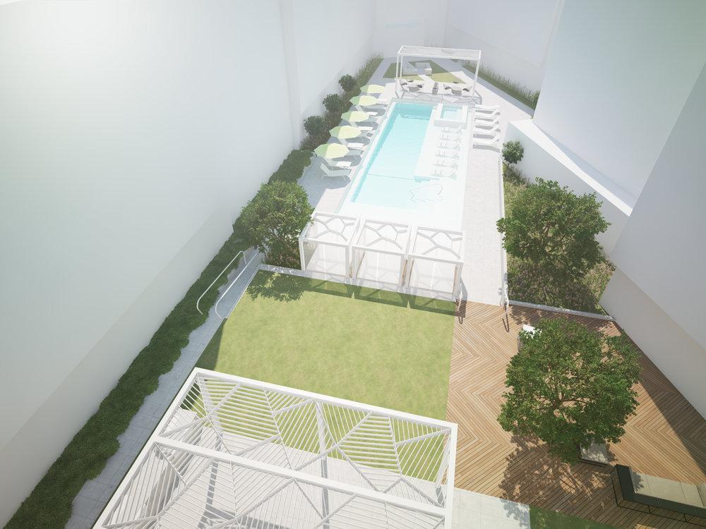 Pool Court