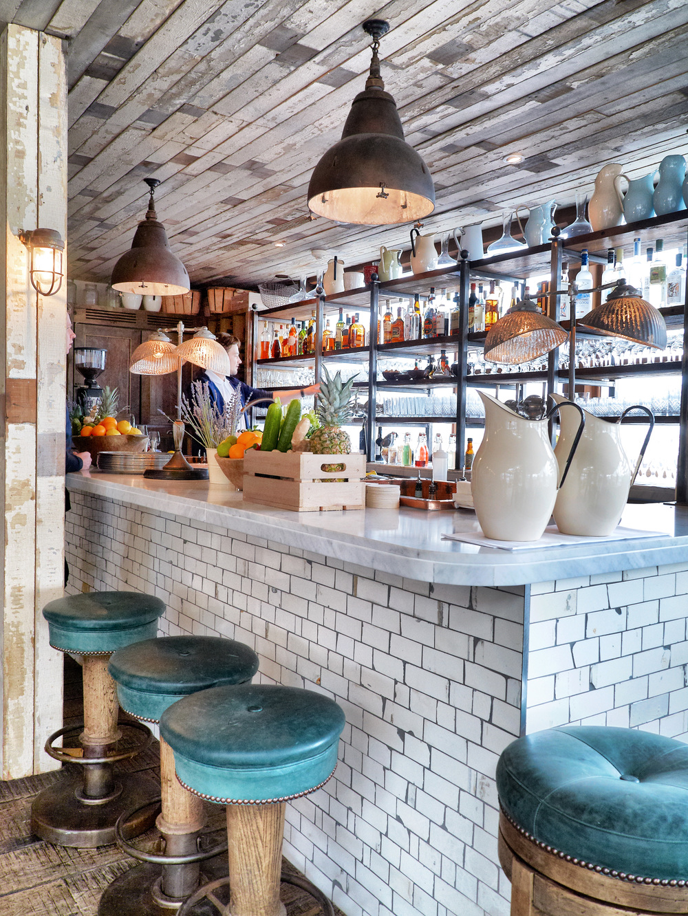 Photo credit: Shoreditch House / Soho Hotels images