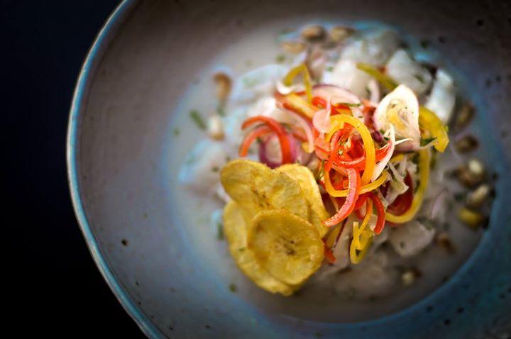 Ceviche by Jocelyn Mandryk/Foto Ruta