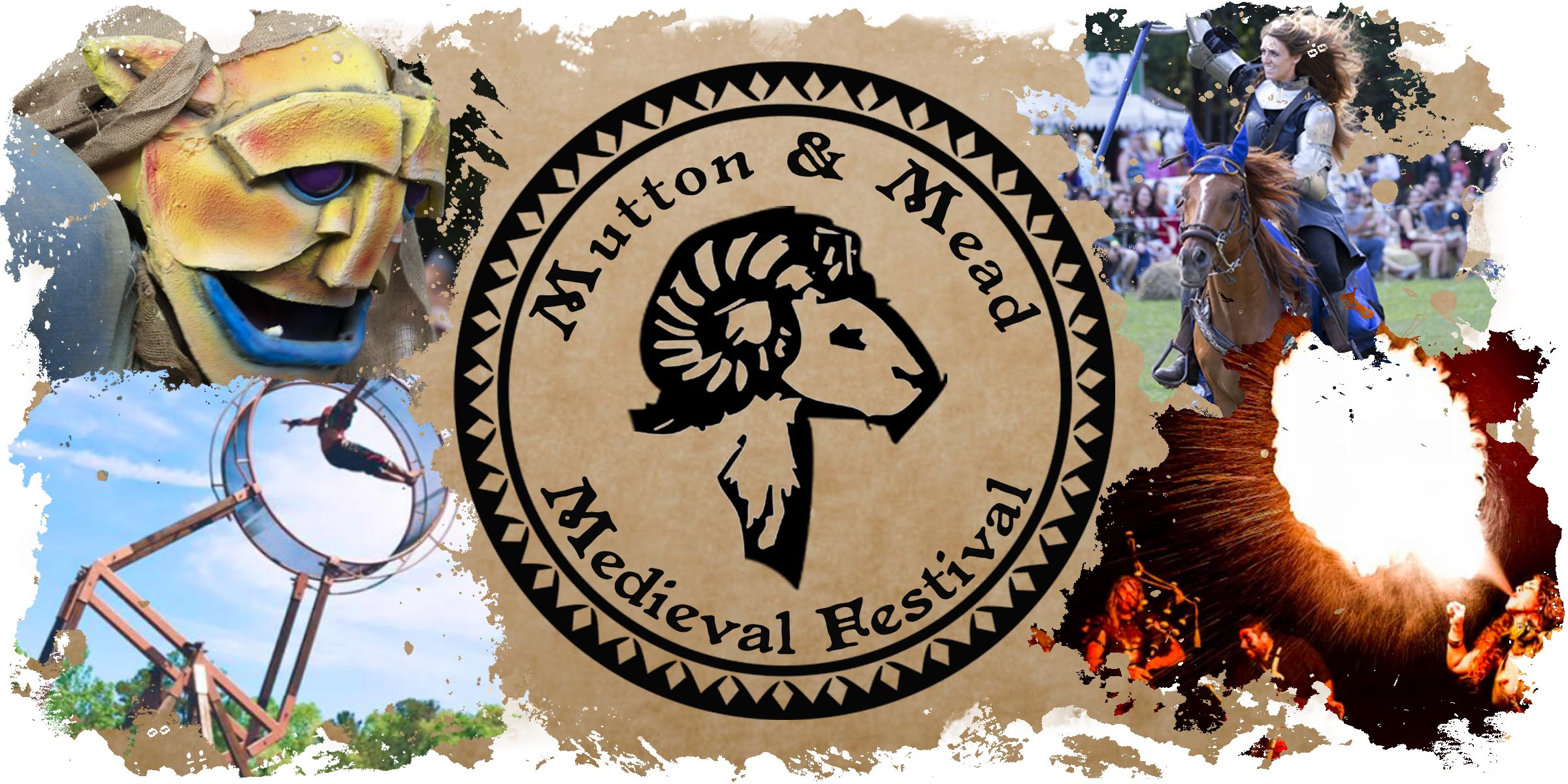 Food & Marketplace — Mutton & Mead Medieval Festival