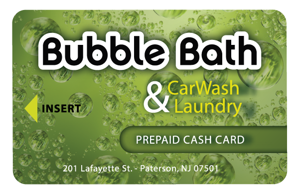 Bubble Bath Carwash & Laundry