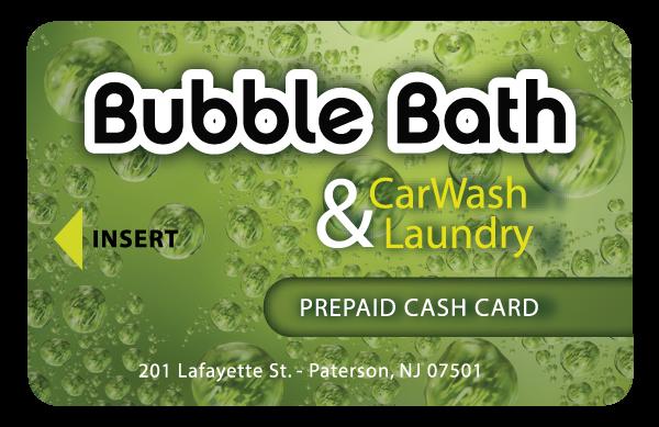 Bubble Bath Carwash & Laundry