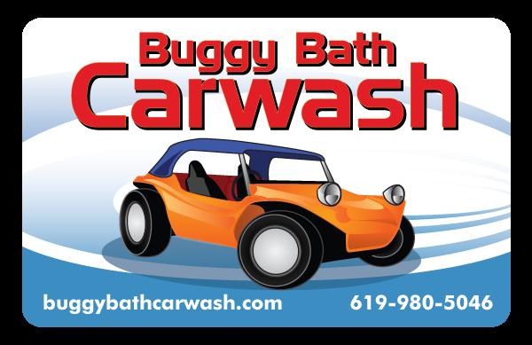 Buggy Bath Carwash