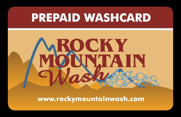 Rocky Mountain Wash