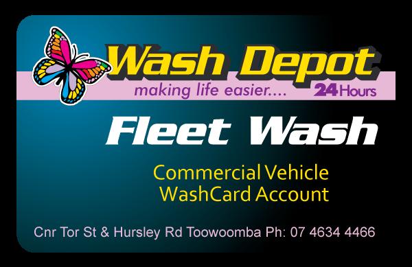 Wash Depot