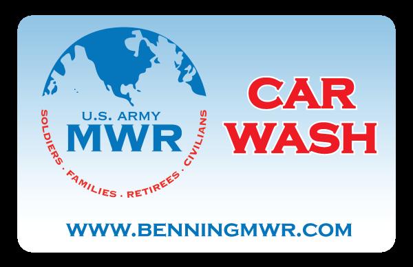 U.S. Army MWR Car Wash