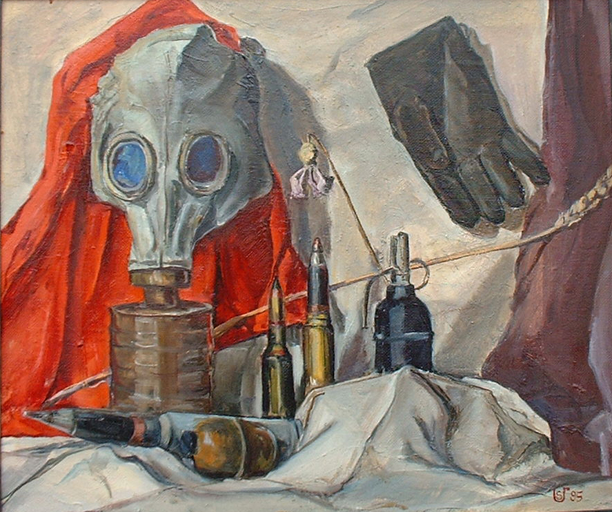 9 Tonoyan-Still-life with Gas-Mask-2005.jpg