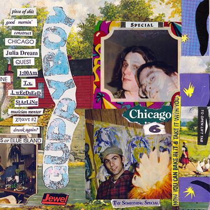 CHICAGO TAPE 6