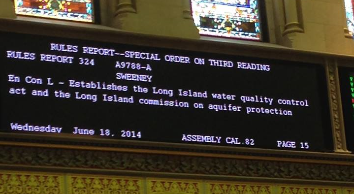 Assembly passes A9788