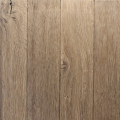 Hand-Crafted, Weathered Character Oak