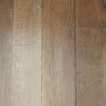 Weathered, Wide-Plank Oak