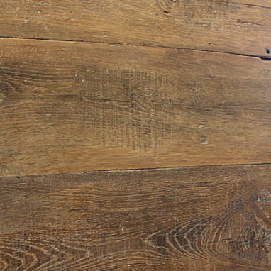 Hand-Crafted, Wide Plank Oak