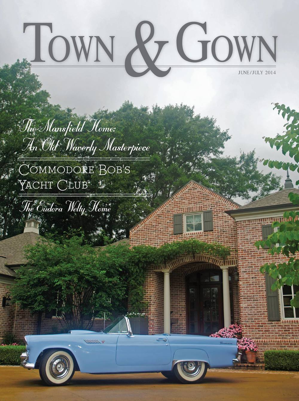 Image from Town & Gown Magazine