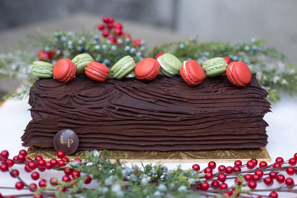 Bûche de Noël Chocolat