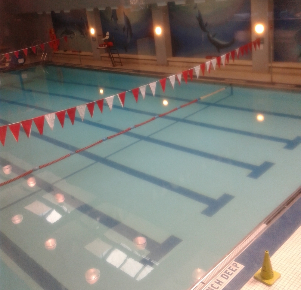 My local swimming pool.