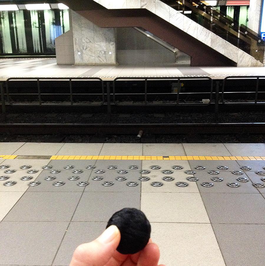 "Time Ball #2 1h 3'46"" Monday25.01.2016 ZRH-BRU"