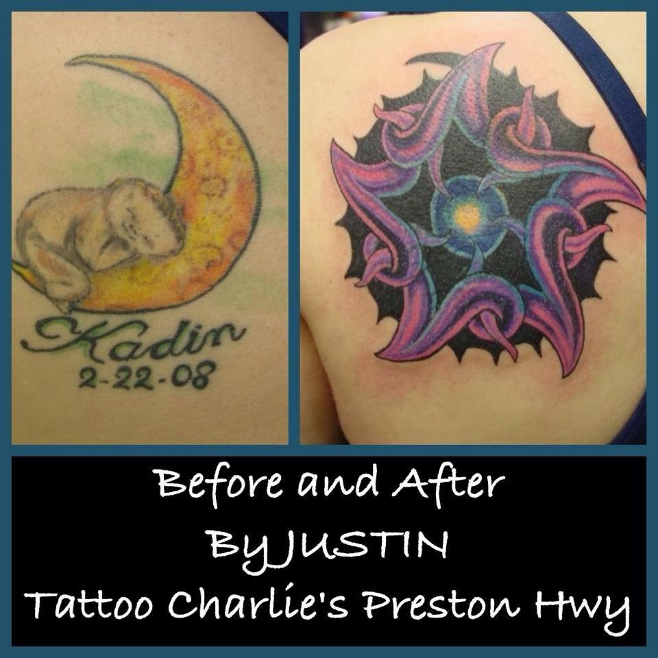 Justin preston hwy louisville tattoo charlie 39 s for Tattoo charlie s preston hwy louisville ky